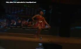 Ranjana Sharma performing sexy dance
