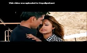 Susma Karki Hot Kiss