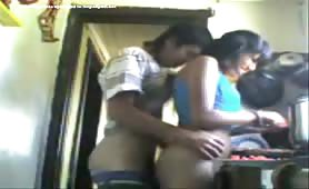 Indian Kitchen Sex