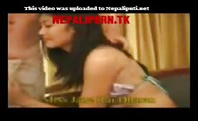 Nice Nepali Girl Boobs and Pussy