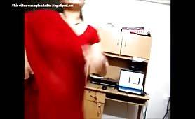 Hot Sexy Teej Dance Pooka Hallaudai