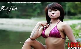 Sexy Hot Model Rojie Rana Pokhara