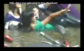 Nepali VS Niketan Sexy Hot College Girls In Dolalghat