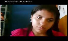 NRN Girl Astha Webcam Sex Scandal