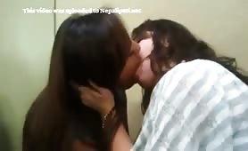 Nepali Lesbians