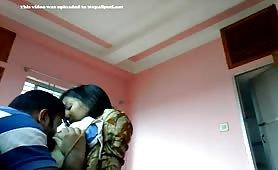 Nepal Cute girl Leaked Scandal Video
