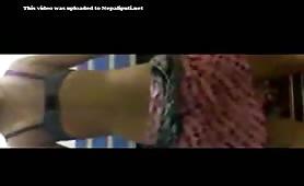 Nepali Girl Belly Dance
