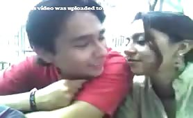 Nepali Couple Kissing Scandal