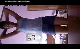 Nepali College Teen Girl Niruta Show Her Beautiful Body