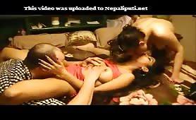 Bindu Pariyar, bisexual prostitute from Hemja, Pokhara, in USA