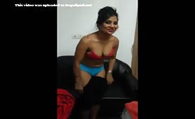 India Desi Girl Makes Herself Naked