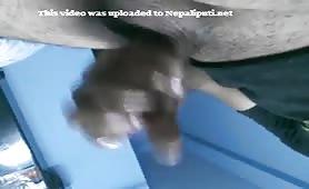 Jerking off on webcam