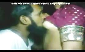 Nepalian slut fucking with her client