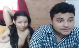 Indian Hot College Lovers On Cam