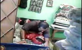 Amateur Nepalian couple fucking