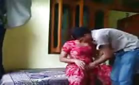 Horny house wife fucked in the ass