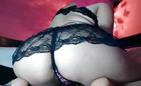 Hard masturbation on webcam