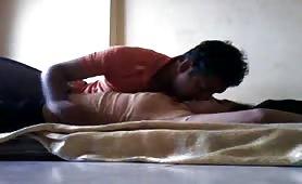 Amateur passionate sex