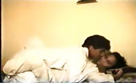 Sexy Pakistani MILF and her husband