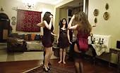 Sexy Indian girls dancing sensually
