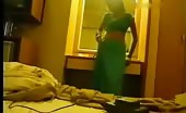 Skinny Nepali teen taking in the ass