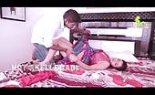 Erotic sex with a hot Indian actress