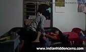 Bengali couple fuck in bedroom